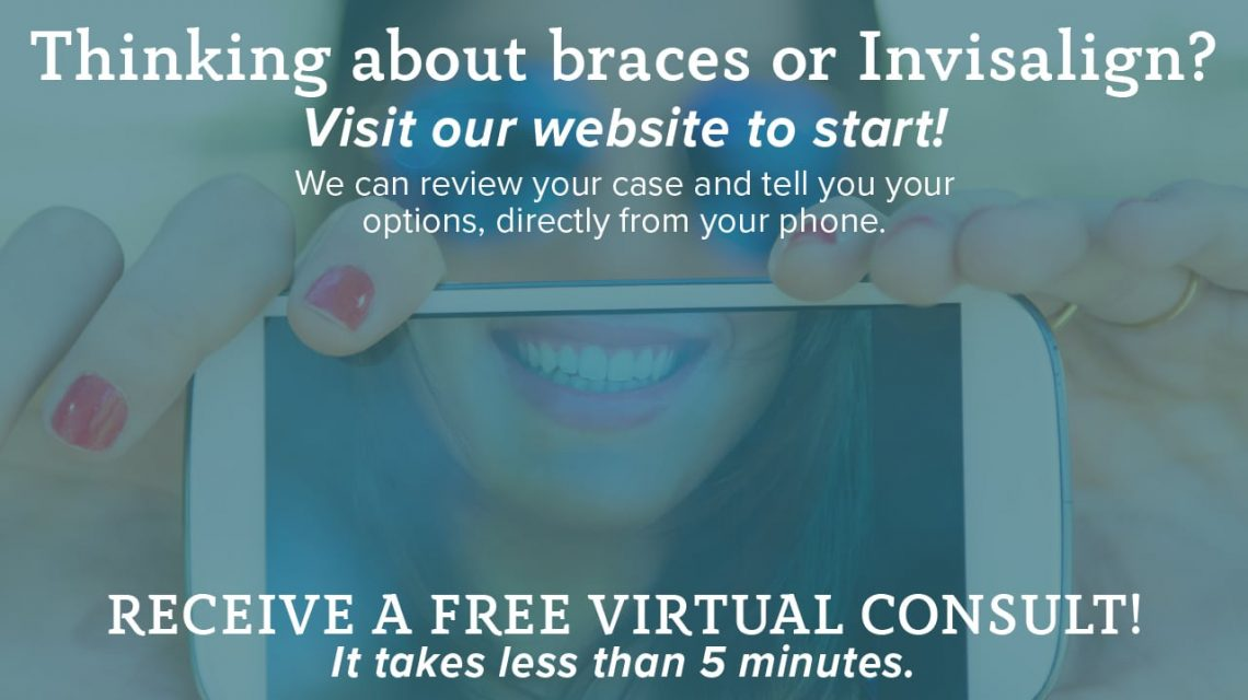, Virtual Consultations!, Cooper Chockley & Misner Orthodontics